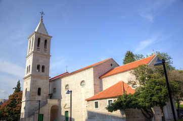 Franciscan Church and Monastery. Shibenik (Sibenik), Croatia