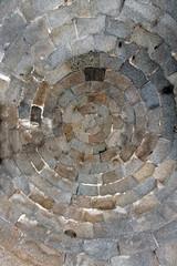 Cúpula castillo de Granadilla, Cáceres, España