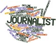 Word cloud for Journalist