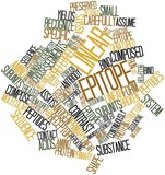 Word cloud for Linear epitope