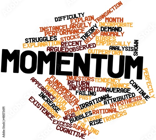 Word cloud for Momentum