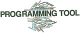 Word cloud for Programming tool
