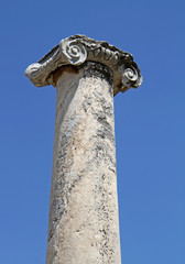 Columns of Ancient Pergamon