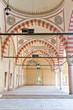 Courtyard of Selimiye Mosque, Edirne, Turkey