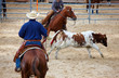 rodeo competition is about to begin - 48079608