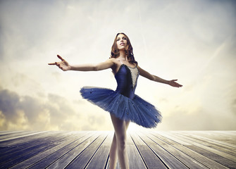 Beautiful Ballerina