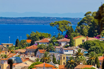Colorful coastal town of Mali losinj