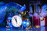 New Year's still life