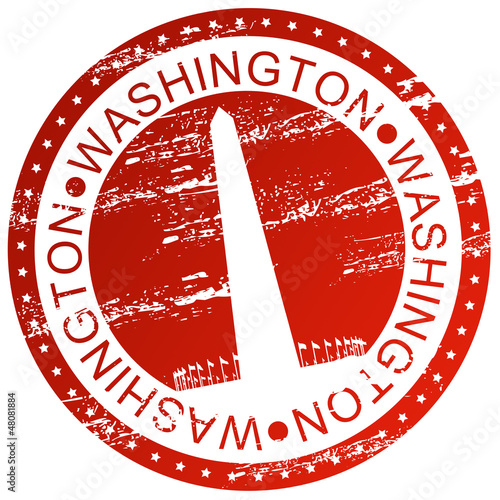 Stamp - Washington