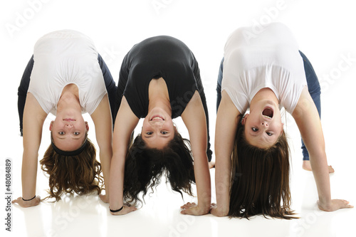 Upside-Down -- Content, Happy, Goofy