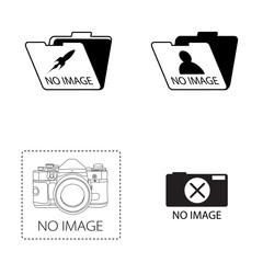 """no image"" icon set"