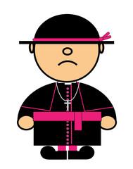 Kiki Catholic cardinal