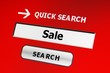 Web sale