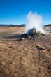 Area geotermica di Hverir, Laugar Islanda
