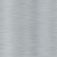 Seamless brushed metal texture