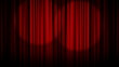 Curtain, Stage and Lights - HD1080