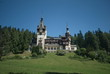Royal castle of Peles, Sinaia, Transylvania