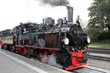 Naklejka Dampflokomotive der Harzer Schmalspurbahnen