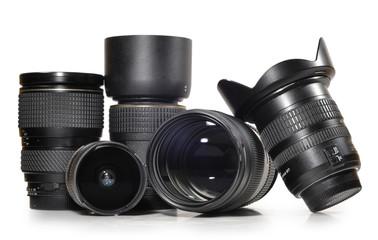 Objetivos fotográficos.