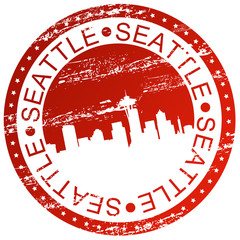 Stamp - Seattle