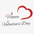 Liebe - Herz - Vögel - Valentinstag