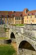 Château d'Époisses, Bourgogne, Frankreich