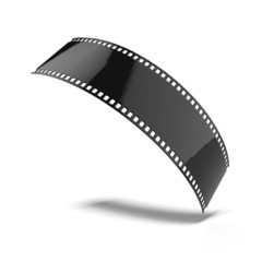 Black filmstrip