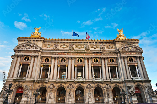 Paris: Opera Garnier