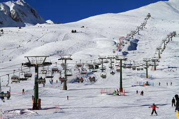 Skilift e seggiovie IV