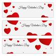 Liebe - Herzen - Valentinstag - Grußkarte