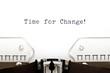Typewriter Time For Change
