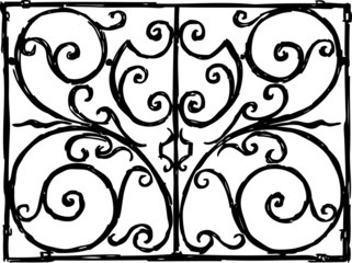 decorative grille