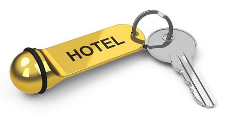 Der Zimmerschlüssel