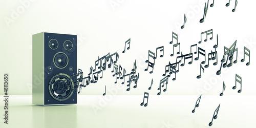 Musik, Lautsprecher, Sound, Boxen
