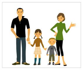 4人家族130102