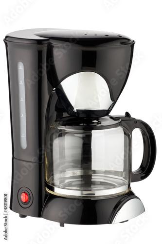 Leinwanddruck Bild Coffee Maker
