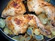 Hühnerschenkel