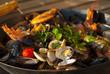 seafood sautè