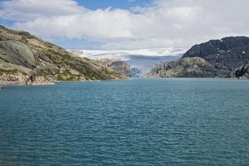Gletscher im Klimawandel