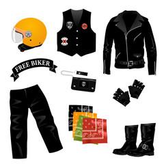 accessori biker