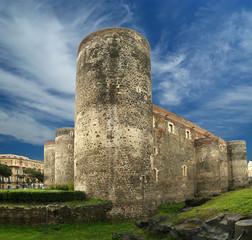 Castello Ursino is a castle in Catania, Sicily, southern Italy
