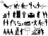 20 ICONS BUSINESS MAN