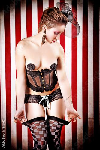 Burlesque Circus #1