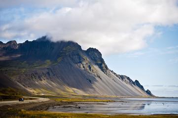 Island, Fjord Berufjördur