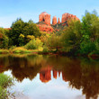 Cathedral Rock in Sedona,