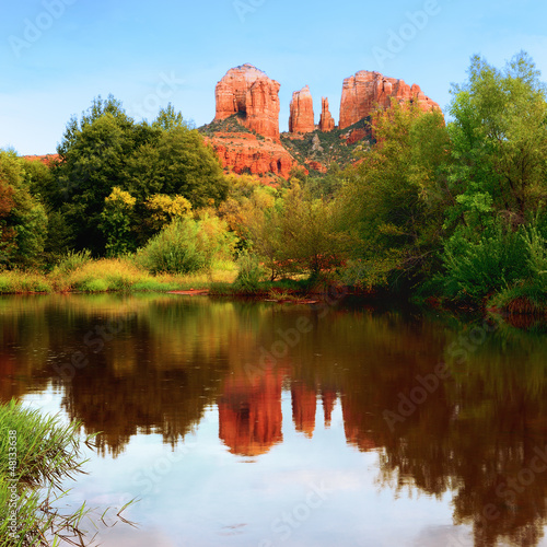 Leinwandbilder,amerika,arizona,schönheit,blau