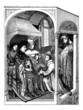 Medieval 15th century - Burgundy Court : duke Jean sans Peur