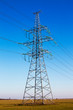 Power Transmission Line Tower