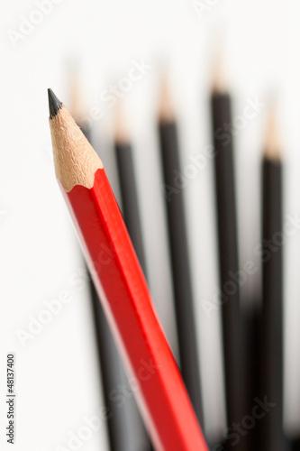 Führung: Roter Bleistift III