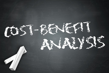 "Blackboard ""Cost-Benefit Analysis"""